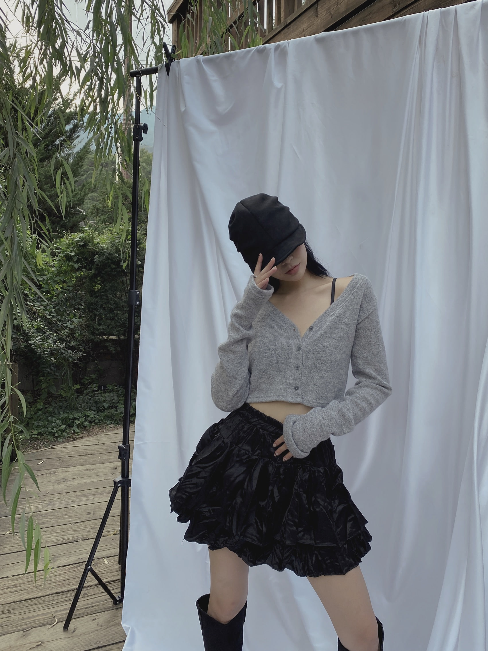 soft cropped cardigan.tht (ml)